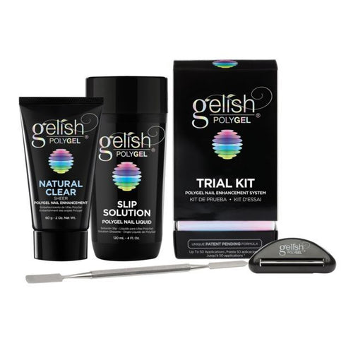 Gelish Polygel trial kit-Beauty Zone Nail Supply
