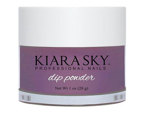 Kiara Sky DIP POWDER -D410 CHINCHILLA