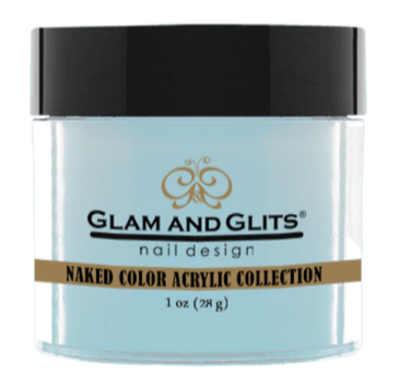 Glam & Glits Naked Color Acrylic Powder (Cream) 1 oz Strut NCAC411-Beauty Zone Nail Supply