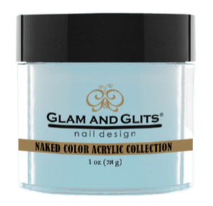 Glam & Glits Naked Color Acrylic Powder (Cream) 1 oz Strut- NCAC411