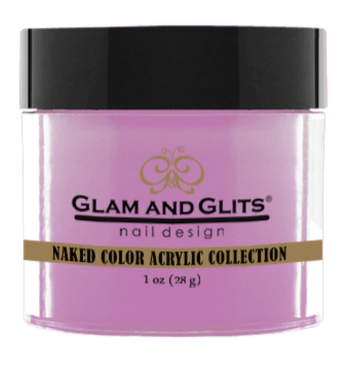 Glam & Glits Naked Color Acrylic Powder (Shimmer) 1 oz Revelation - NCAC443