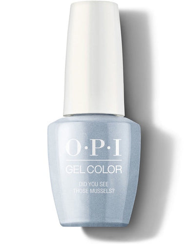 OPI Neo Pearl -Did You See Those Mussels?-Gel Polish #GCE98