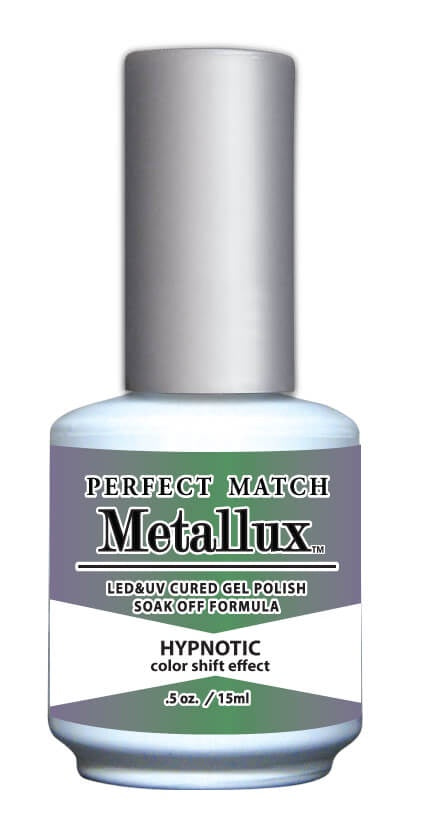 Perfect Match Metallux Hypnotic 1 pk MLMS05-Beauty Zone Nail Supply