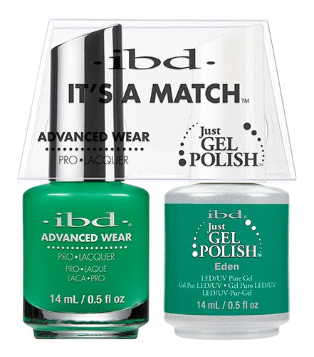 ibd Advanced Wear Color Duo Eden 1 PK