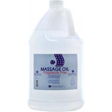 SPA MASSAGE OIL FRAGRANCE GAL #01214G-Beauty Zone Nail Supply