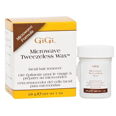Gigi Microwave Tweezeles Wax 1 oz #0255