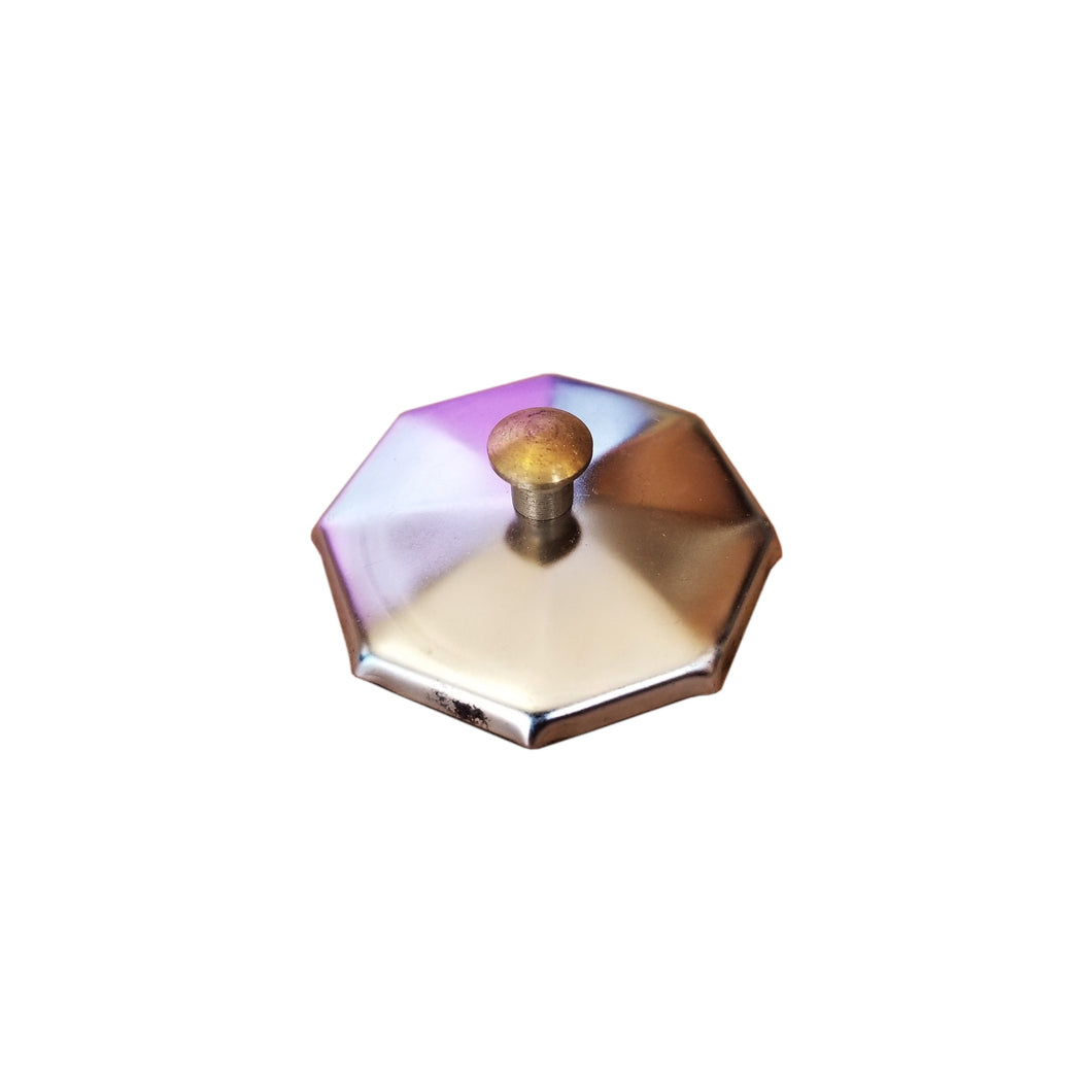SMALL OCTAGON LID ONLY