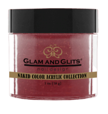 Glam & Glits Naked Color Acrylic Powder (Cream) 1 oz Wine Me Up - NCAC418