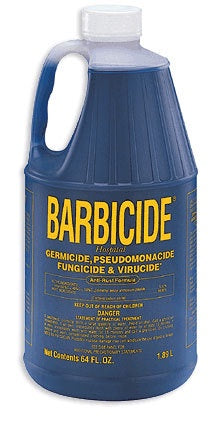 Barbicide Disinfect salon tools 64 oz #56420-Beauty Zone Nail Supply