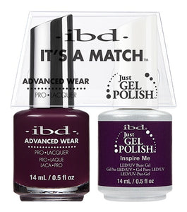 ibd Advanced Wear Color Duo Inspire Me 1 PK