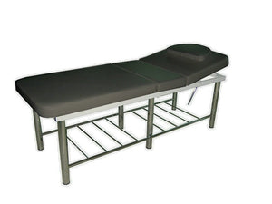 Massage bed 6 legs black #k-26815 - BeautyzoneNailSupply