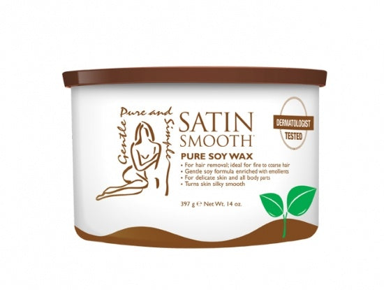 Satin Smooth Pure Soy Wax #Ssw14Syg