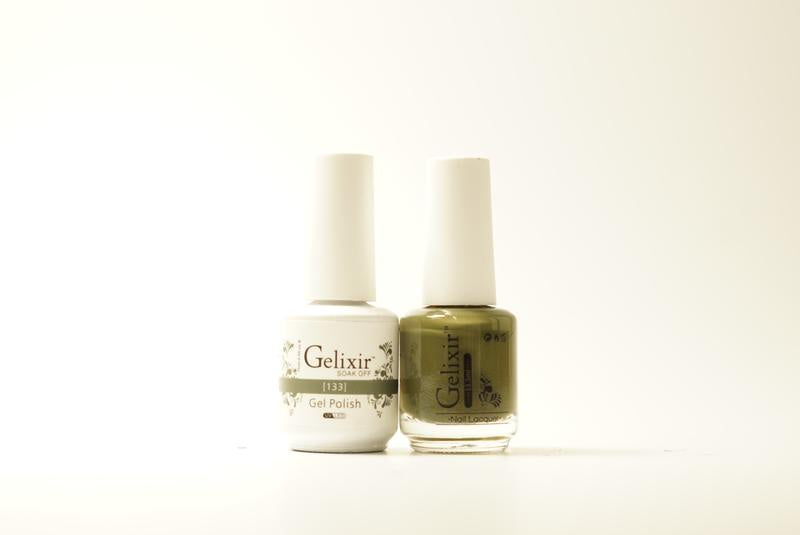 Gelixir Duo Gel & Lacquer 1 PK #133-Beauty Zone Nail Supply