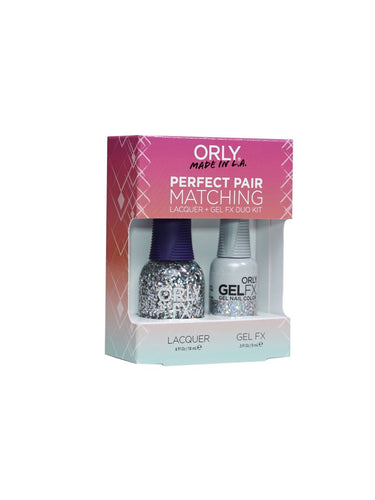 Orly Duo Holy Holo! (Lacquer + Gel) .6oz / .3oz