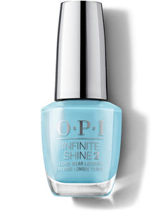 OPI Infinite Shine - To Infinity & Blue-yond ISLV18