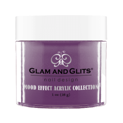 Glam & Glits Mood Acrylic Powder (Cream) 1 oz Drama Queen - ME1031-Beauty Zone Nail Supply
