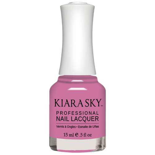 Kiara Sky All In One Nail Lacquer 0.5 oz Pink Perfect N5057