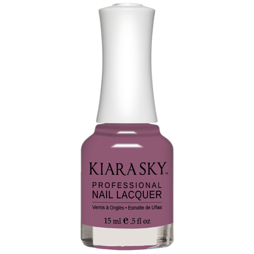 Kiara Sky All In One Nail Lacquer 0.5 oz Ultraviolet N5058