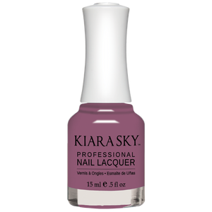 Kiara Sky All In One Nail Lacquer 0.5 oz Ultraviolet N5058-Beauty Zone Nail Supply