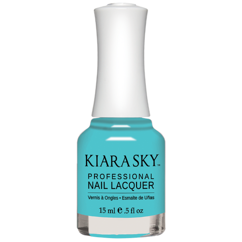 Kiara Sky All In One Nail Lacquer 0.5 oz I Fell For Blue N5069