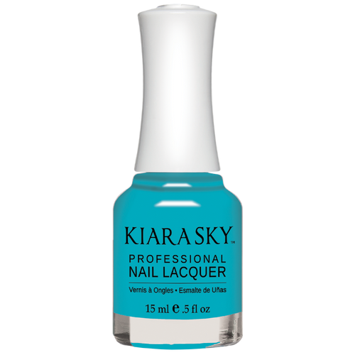 Kiara Sky All In One Nail Lacquer 0.5 oz Shades Of Cool N5070