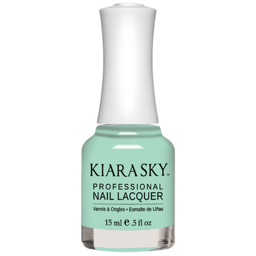 Kiara Sky All In One Nail Lacquer 0.5 oz Encouragemint N5072
