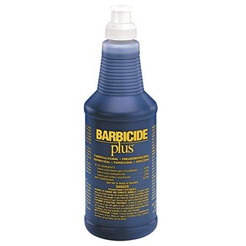 Barbicide Plus Disinfectant 16 oz-Beauty Zone Nail Supply
