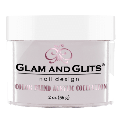 Glam & Glits Acrylic Powder Color Blend Stripped 2 Oz- Bl3034