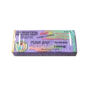 Mr Pumice Purple Pumice Bar XC Single #700