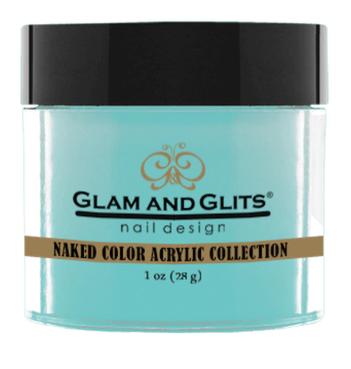 Glam & Glits Naked Color Acrylic Powder (Cream) 1 oz Obsessive Compulsive - NCAC399-Beauty Zone Nail Supply