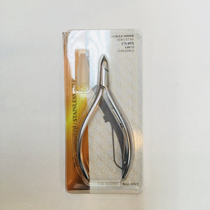 Monika deluxe cuticle nipper cn-05x