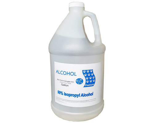 Isopropyl Alcohol 99% Gallon-Beauty Zone Nail Supply
