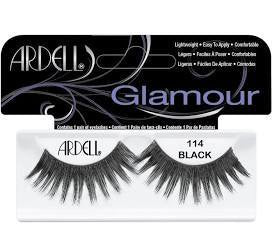 Ardell Glamour 114 Black #61410-Beauty Zone Nail Supply