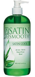 SATIN SMOOTH ALOE COOL 16 OZ #SSWLA16G