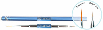 Lechat Dual Sided Brush Fine Liner & Detail Liner