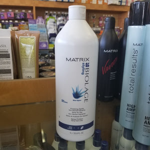 MATRIX BIOLAGE FINISHING SPRITZ - FIRM HOLD 33.8 OZ #11107