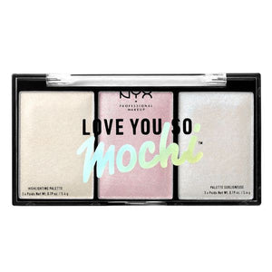 NYX Love You So Mochi Highlight Palette LIT LIFE #LYSMHP01