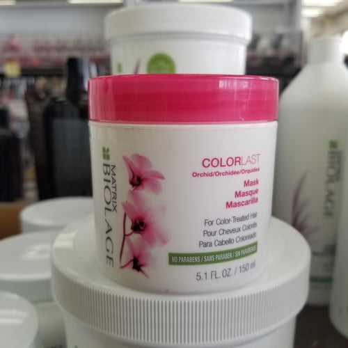 MATRIX BIOLAGE COLORLAST MASK 5.1 OZ #05034