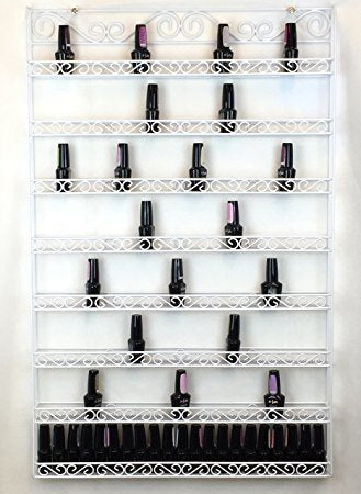 WR017 Wall Rack METAL 135 Bottle
