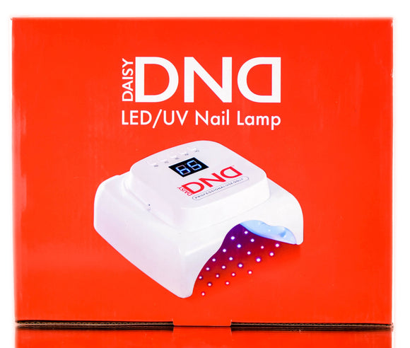 DND V4 LED/UV NAIL LAMP - WHITE
