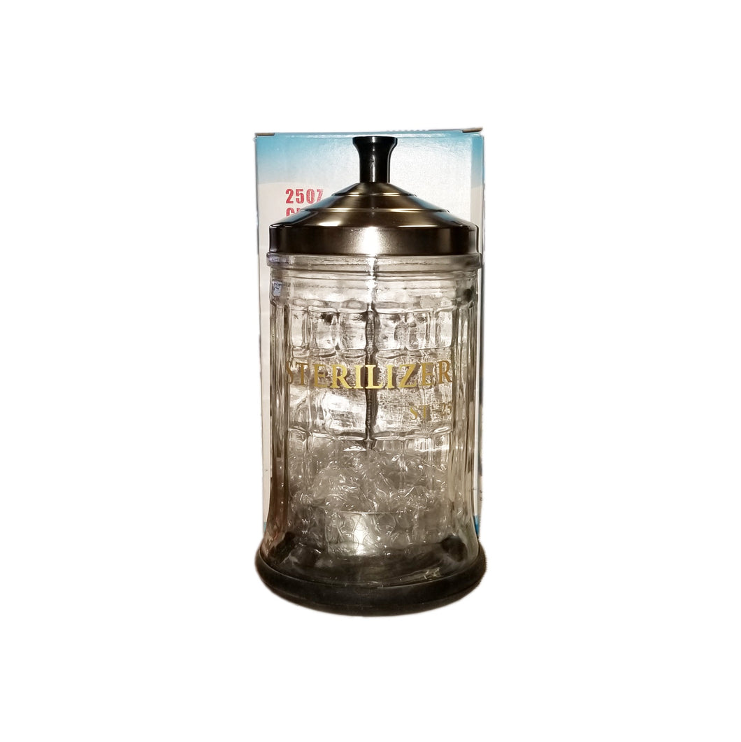 Sterilizer Jar 25 oz #ST-25
