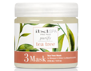 Ibd Spa Mask – Tea Tree Purifying 14 oz
