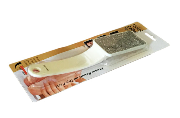 Big Nickel Foot File Callus Remover Each