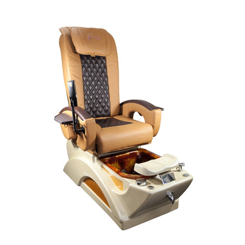 Fiori 2-Tone Lux Pedicure Massage Chair