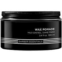 Load image into Gallery viewer, REDKEN MENS POLISH UP POMADE 3.4 OZ #01005346