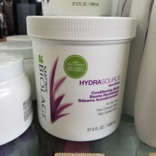 MATRIX BIOLAGE HYDRASOURCE CONDITIONING BALM 37 OZ #4417