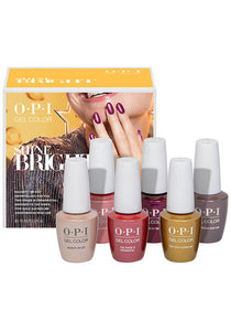 OPI Gel Polish Shine Bright Add on kit 1 HPM18-Beauty Zone Nail Supply