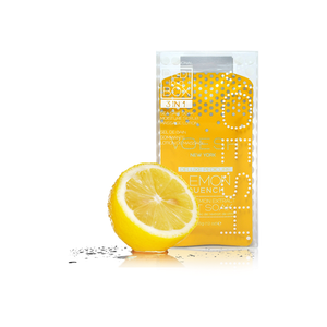 Voesh Pedi Lemon Quench 3 Step Case 50 Pack