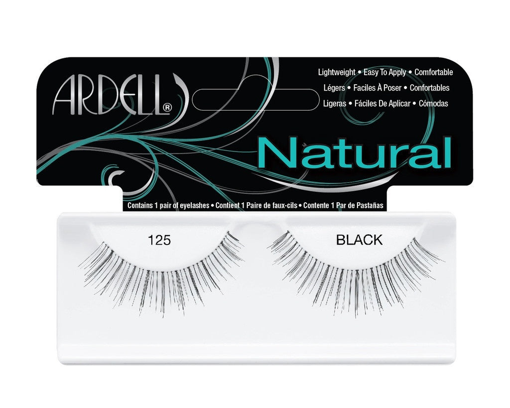 Ardell Natural 125 Black #6300