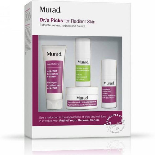 DR.'S PICK FOR RADIANT SKIN KIT